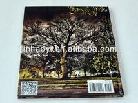 print hardcover photo album/OEM hardcover album book
