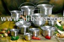 ollasde aluminio cookware ser