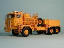 993 C. O. E. Oilfield truck tractor resin model