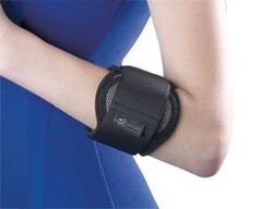 Tennis Elbow Support With Silicon PAD (Nano Bamboo Charcoal)