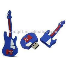 guitar shaped usb flash disk\drive guitar shaped