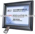 la vue de photo de 15inch Digitals avec la fonction d'entrée de DSUB/15 avancent le cadre de tableau numérique/15inch DPF