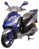 X-Treme Scooters XM-150 Gas Powered Moped Motorcycle