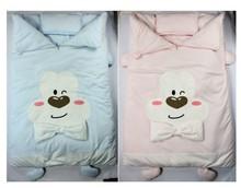 2013 lovely monkey infant baby sleeping bag