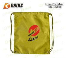 2013 Eco Cheap Waterproof Drawstring Bags Backpack Beach Bags DK-NN030
