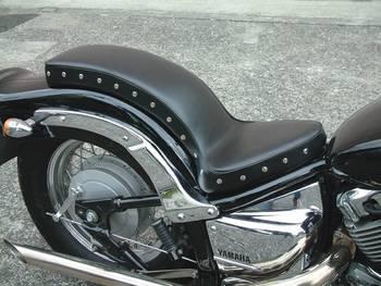motorcycle seat