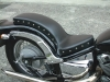 motorcycle seat