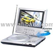 "Pdvd772-7. 0"" Portable DVD Swivel Screen player"