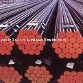 carbon steel seamless line pipe ASTM A 53 / A 106 / A 179 / API 5L / 5LX / BSS 3059 / 182 / 806 / 3601 / 3602 / DIN 17175 / 2448