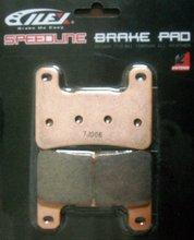 Brake pad for off-road / street bike