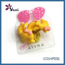 Fashion design cute 2013 wholesale kids hair ornament