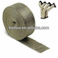 hiwow best titanium exhaust wrap
