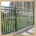 Doppio colorato anti- corrosione legno steccato( certificato sgs fabbrica)