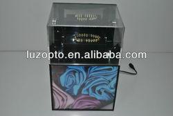 Custom Size Jewelry Acrylic Display Case