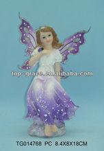 Beutiful resin garden fairy
