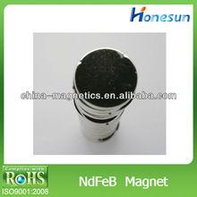 ndfeb/neodymium motor magnet D25*4mm
