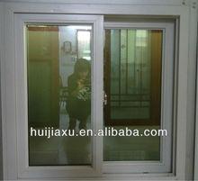 window pvc pvc sliding windows double panel and double glass pvc window and door