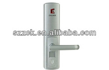 electronic digital touch screen password fingerprint sliding door lock