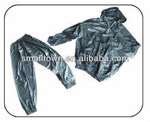 Heated sauna suit