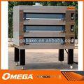 Omega 2013 neuen design pizza steinofen gas( real hersteller ce&iso9001)