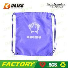 Custom Waterproof Ripstop Drawstring Sports Backpack DK-NN048