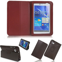 leather case for samsung galaxy tab p6200