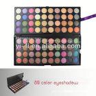 Girl cosmetic!80 color eyesahdow palette distributor