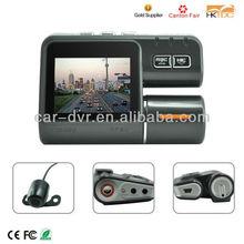 1080P+GPS+rear camera+HDMI car dvr gps navigation