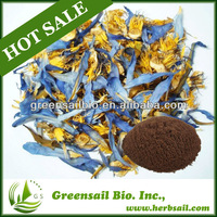 2013 Blue lotus extract 100:1, 50:1