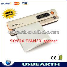 Mini SKYPIX TSN420 Handyscan Portable Scanner Automatic Inhaled Scanner