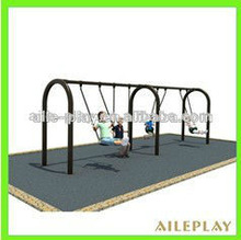 2014 Fashioned and Hot saled Playground Swing (S-27402)