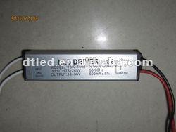 Integrated 20W led driver 700MA