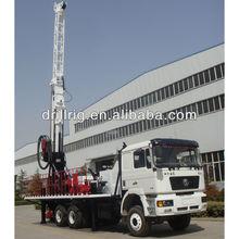Truck mounted diamond core drill rig HCR-8
