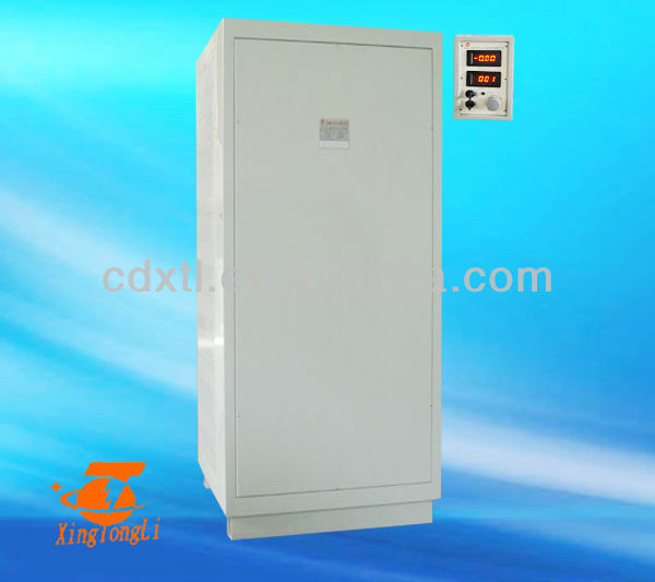 50V 5000A High frequency switching anodizing power supply