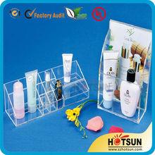 acrylic cosmetic display skin cream