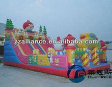 2013 NEW inflatable bouncer slide little bird cartoon