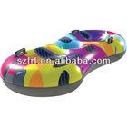 Wham-O 8 Shape Snow Boogie Inflatable Snow Tube/inflatable snow tube