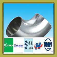 Chinese 304L stainless steel elbow (DN15-DN1200)