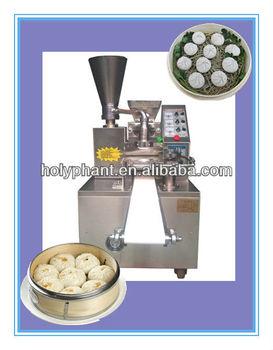 2013 best stainless steel low price high Double hopper steam stuffed bun machine