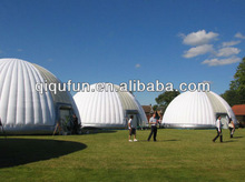 2012 Best-selling PVC Tarpaulin Inflatable Dome Tent