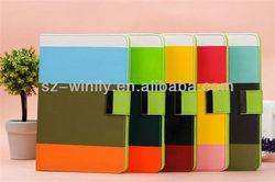 Multi-color ipad Cover for ipad mini case smart cover