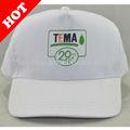 5 paneles de la gorra de béisbol gorras promocionales
