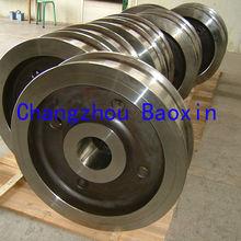 hoist trolley wheels for material handling equipment