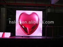 P8 indoor rental led furniture full color display ,the popular LED screen sign