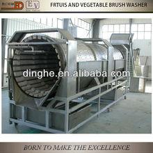 Carrot washing machine, potato washer