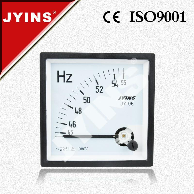 เครื่องวัดความถี่อนาล็อก/hzเมตรเมตร