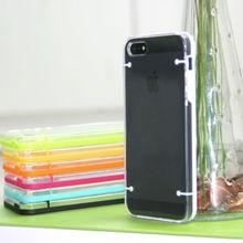 2013 New Design Phone TPU+PC Combo Bumper Case for iPhone 5