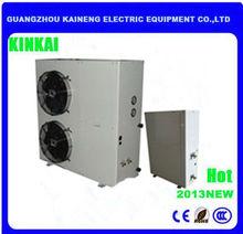 Air source EVI split heat pump for low tem -25degree using