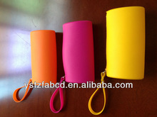 2013 new arrval silicone pensil case