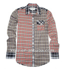 camisa+de+manga+tres+cuartos+china